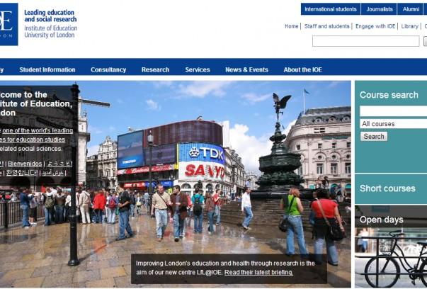 IOE_Homepage