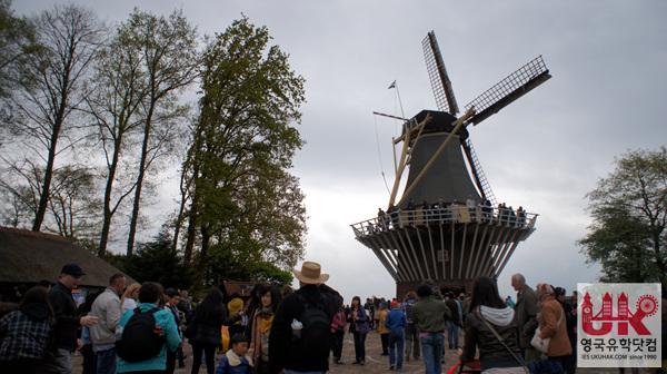 네덜란드는 역시 풍차의 나라!