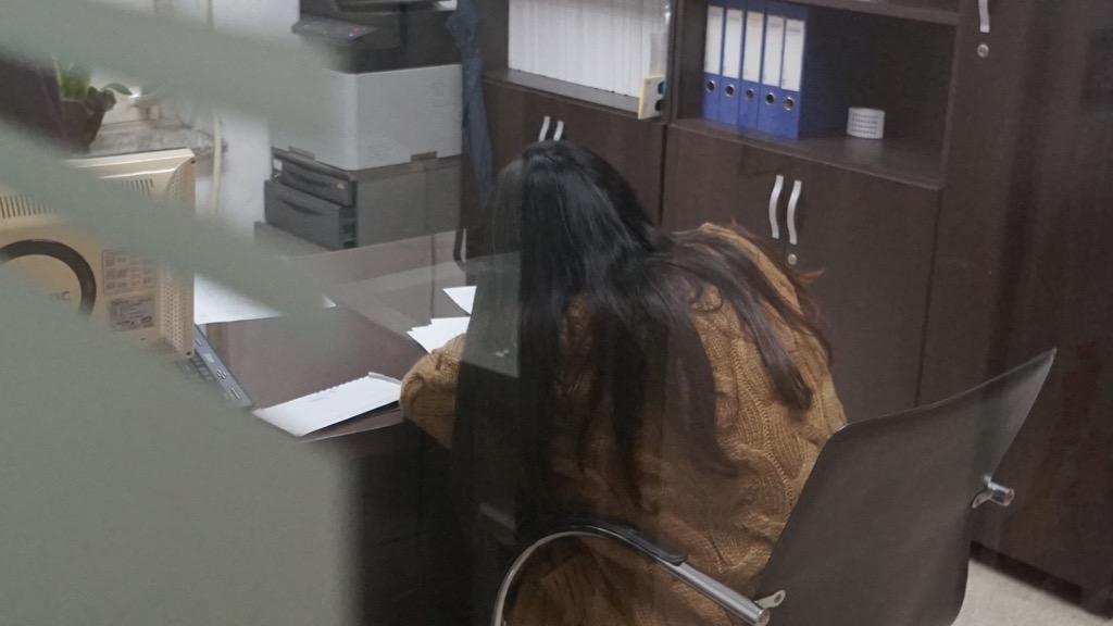 파운데이션 지원 학생은 저희 사무실에서 과정 입학을 위한 수학 시험도 봤답니다.